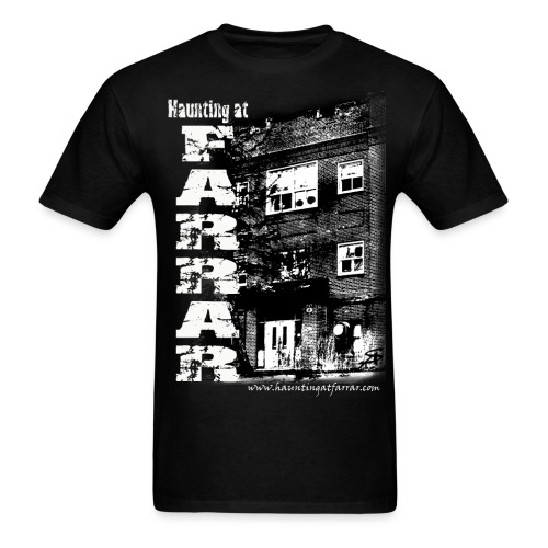 Haunting at Farrar T-Shirt - Men's T-Shirt
