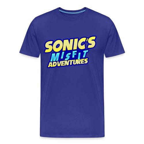 Sonic's Misfit Adventures Men's Premium T-Shirt - Men's Premium T-Shirt