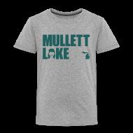 Baby & Toddler Shirts ~ Toddler Premium T-Shirt ~ Mullett Lake Michigan
