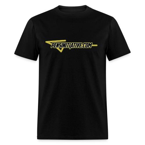 PI Logo T-Shirt (Basic) - Men's T-Shirt