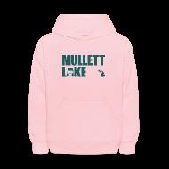 Sweatshirts ~ Kids' Hoodie ~ Mullett Lake Michigan