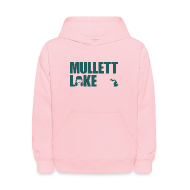 Sweatshirts ~ Kids' Hoodie ~ Mullett Lake Michigan