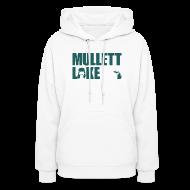 Hoodies ~ Women's Hoodie ~ Mullett Lake Michigan