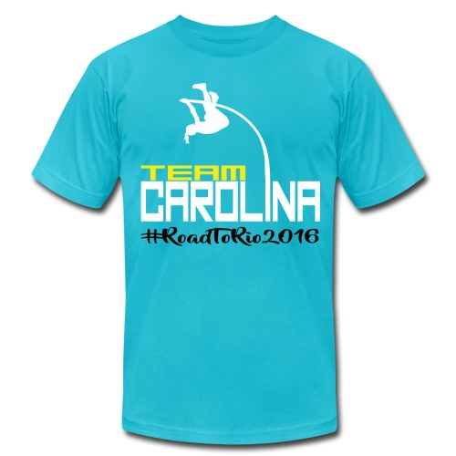 Men's Team Carolina - Men's Fine Jersey T-Shirt