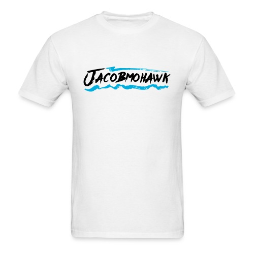 Men's Jacobmohawk Full Logo Shirt - Men's T-Shirt