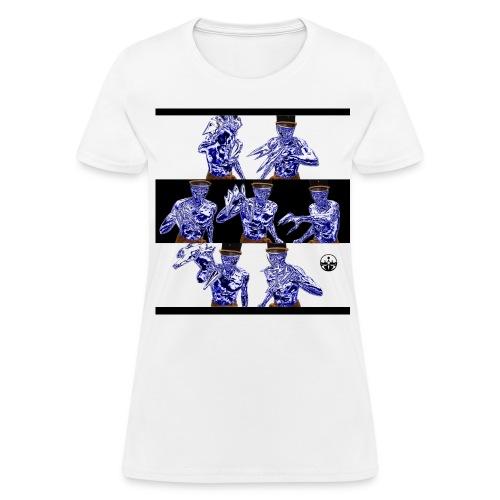 Women's Sudden Seven 1 - Women's T-Shirt