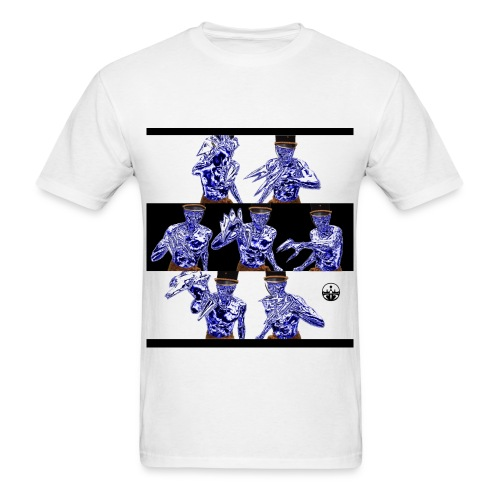 Men's Sudden Seven 1 - Men's T-Shirt
