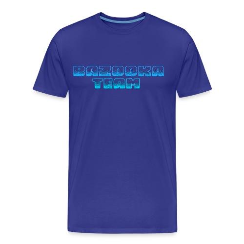 BazOOka Team Men 's Premium Tshirt - Men's Premium T-Shirt