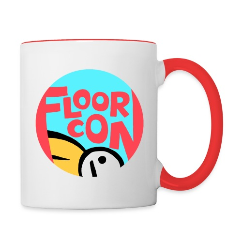 FloorCon Mug - Contrast Coffee Mug