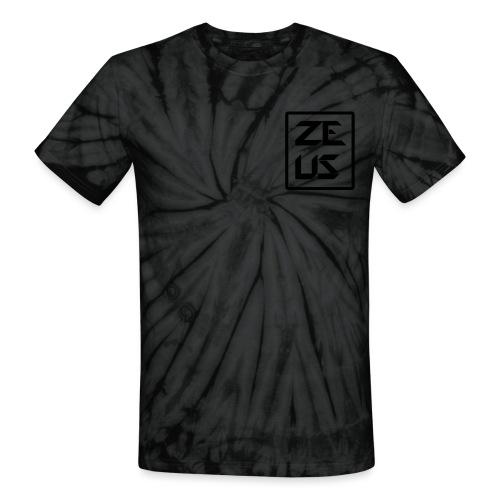 Zeus Tie Dye T-Shirt - Unisex Tie Dye T-Shirt