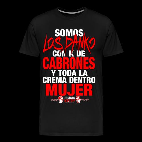 Somos Los Danko - Men's Premium T-Shirt