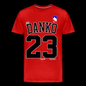 Los Danko NBA Chicago Style - Men's Premium T-Shirt