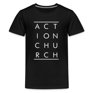 Action Church Kids Shirt - Kids' Premium T-Shirt