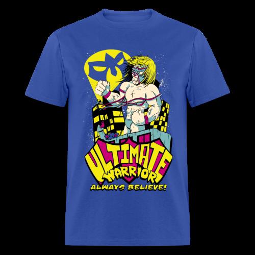 Ultimate Warrior Comic Shirt - Men's T-Shirt