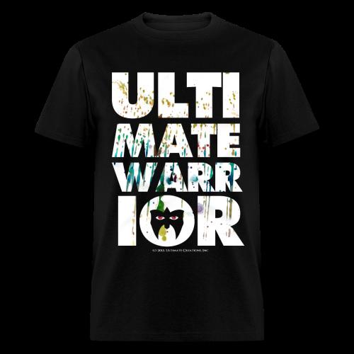 Ultimate Warrior Bold Shirt - Men's T-Shirt