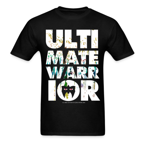 Ultimate Warrior Bold Shirt - Men's T-Shirt