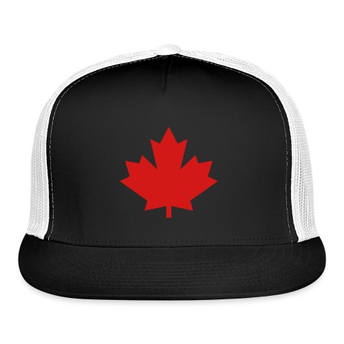 Maple Leaf - Trucker Cap