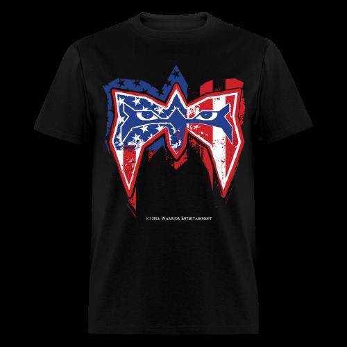 Ultimate Warrior USA Shirt - Men's T-Shirt