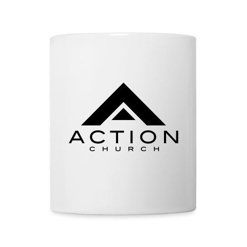 Action Mug - Coffee/Tea Mug