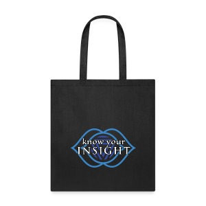 Know Your Insight Third Eye Chakra Tote Bag - Tote Bag