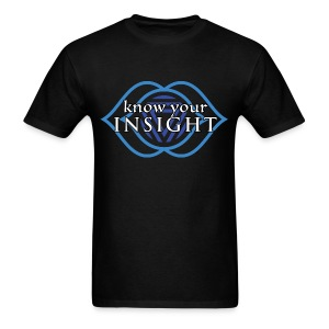 Know Your Insight Third Eye Chakra T-Shirt - Men's T-Shirt