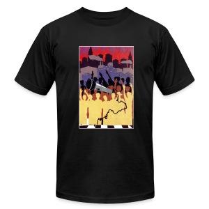Still Defiant Cover (AA) - Men's Fine Jersey T-Shirt