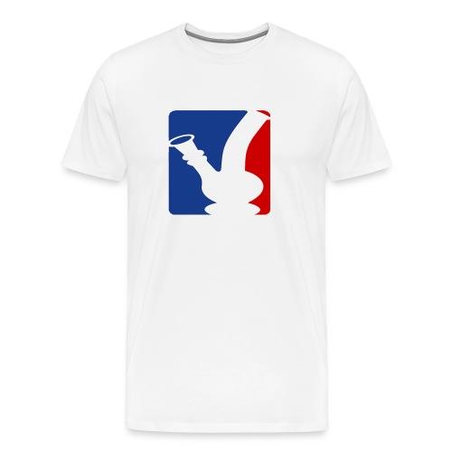 Bong Logo - Men's Premium T-Shirt