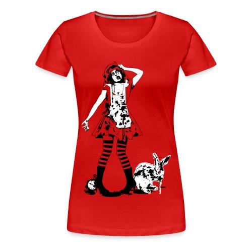 Wondervirus - Women's Premium T-Shirt