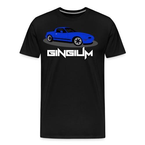 Gingium  -  Mens - Men's Premium T-Shirt