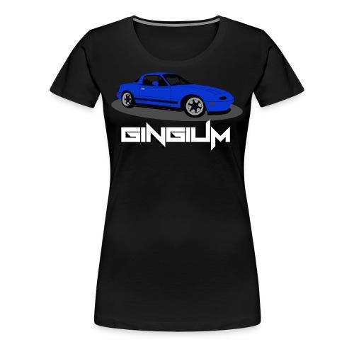 Gingium  -  Womans - Women's Premium T-Shirt