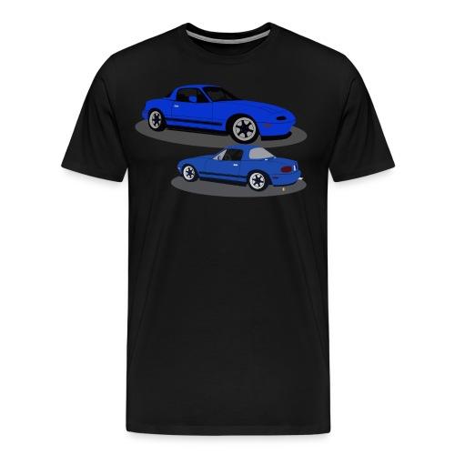 Molly the Miata - Men's Premium T-Shirt
