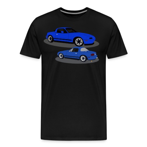 Molly the Miata - Men's Premium T-Shirt