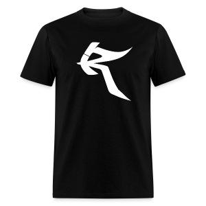Roq Shirt w/ White Logo - Men's T-Shirt