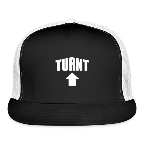 turn - Trucker Cap