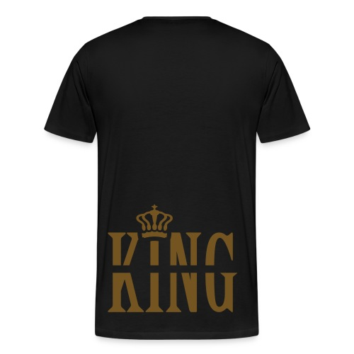 The Kings Shirt - Men's Premium T-Shirt