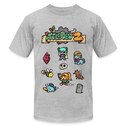 Ittle Dew 2 - Chibi Shirt - Men's Fine Jersey T-Shirt