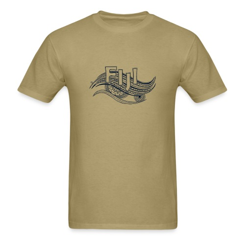 Fiji Wave Tribal T-Shirt - Men's T-Shirt