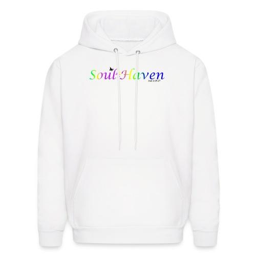 SOUL HAVEN Hooded Sweatshirt - Men's Hoodie