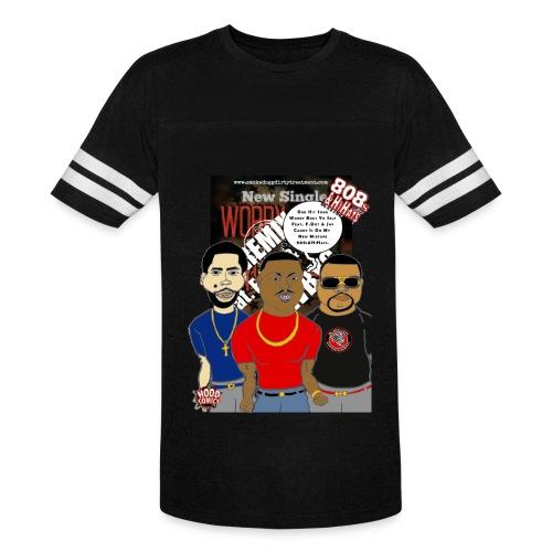 Worry Bout Yo Self red - Vintage Sport T-Shirt