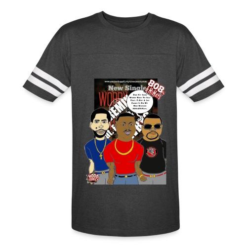 Worry Bout Yo Self black - Vintage Sport T-Shirt