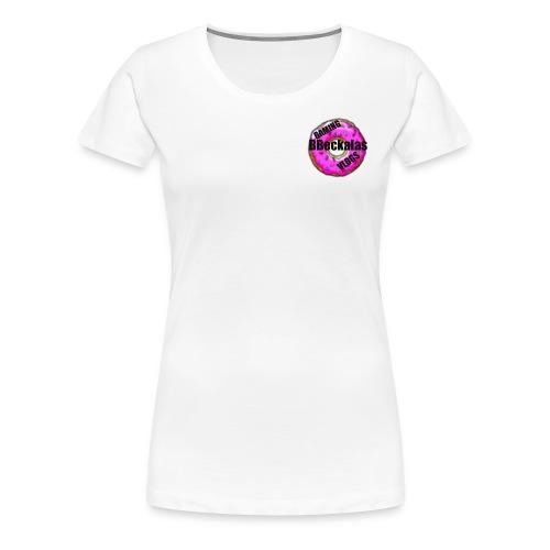 BBeckalas Womens T-Shirt - Women's Premium T-Shirt