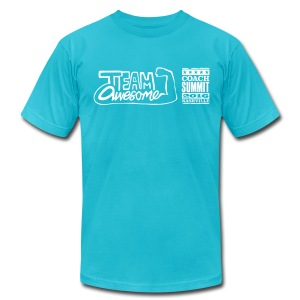 Team Awesome Summit 2016 Men's T-Shirt - Men's Fine Jersey T-Shirt