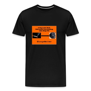 Say No To Smoking - Men's Premium T-Shirt