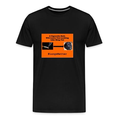 Say No To Smoking - Men's Premium T-Shirt