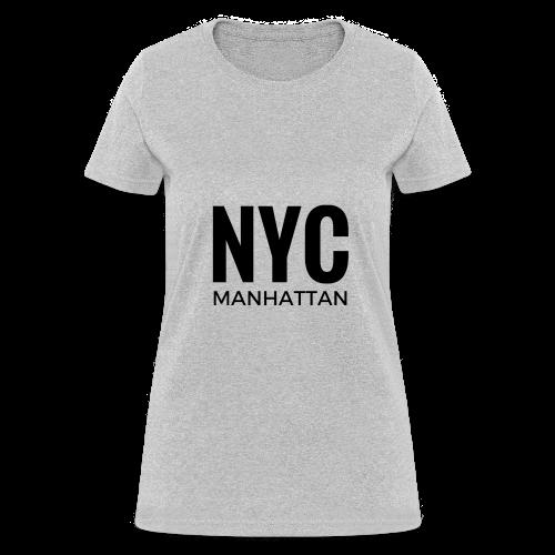 NYC Manhattan - Women's T-Shirt