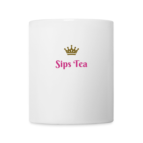 Sips Tea Coffee/Tea Mug - Coffee/Tea Mug
