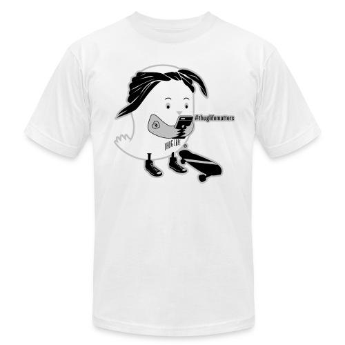 American Apparel cotton t-shirt - Men's Fine Jersey T-Shirt