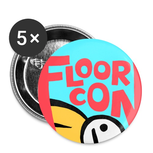 FloorCon Small Buttons (5 Pack) - Small Buttons
