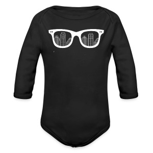 Austin Edition - Long Sleeve Baby Bodysuit