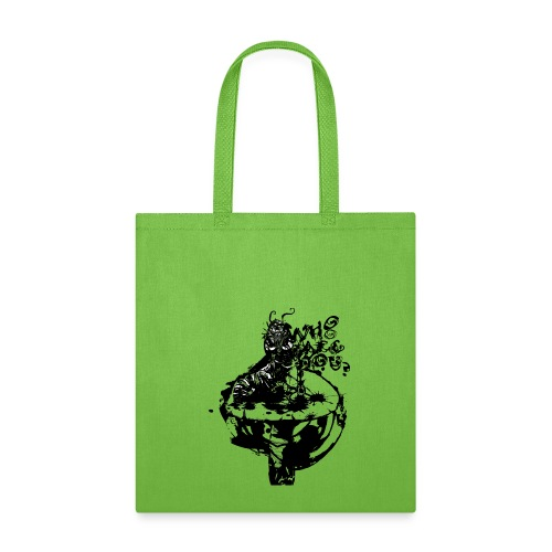 Who are You? Tote - Tote Bag
